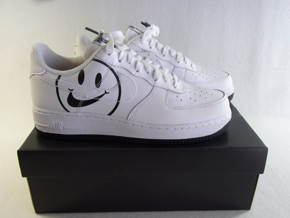 more photos eb352 a6089 国内正規新品 28cm NIKE AIR FORCE 1 07 LV8 ND Have A Nike Day WHITE