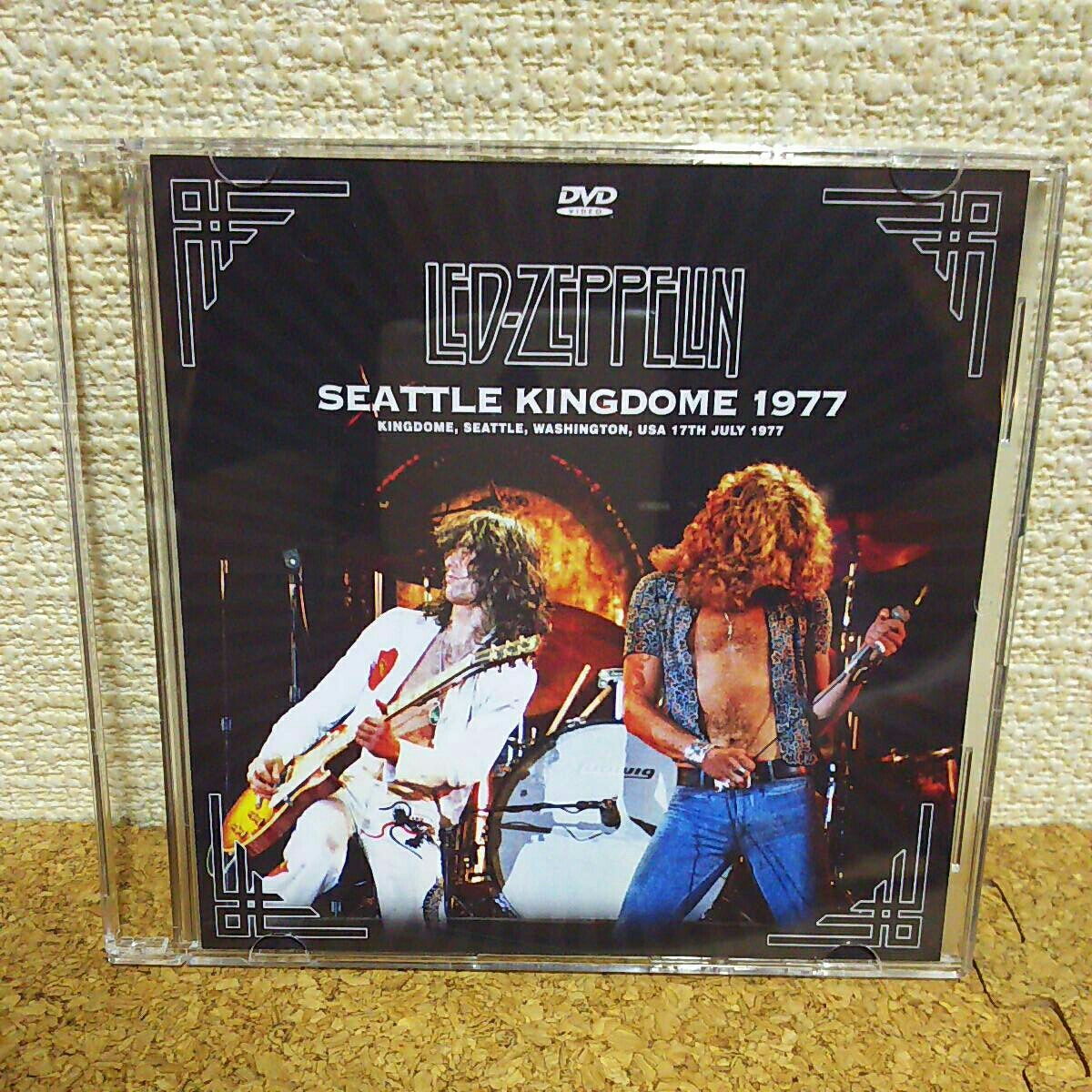 LED ZEPPELIN/LIVE IN SEATTLE レッド ツェッペリン ライブ