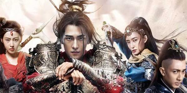 中国 ドラマ 神龍