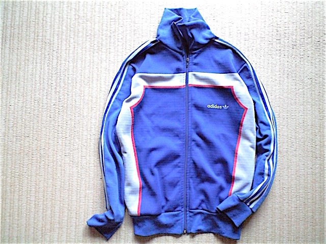 9dcc399ba5f7c8 中古】美品! 超レアデザイン! 80s adidas made in france vintage ...