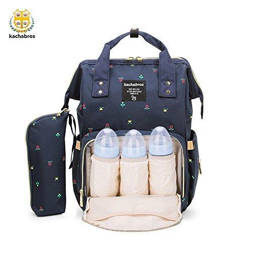 9a9d690de2fc Kachabrosマザーズバッグママバッグリュックハンドバッグおしゃれ多機能大容量シンプル防水大容量