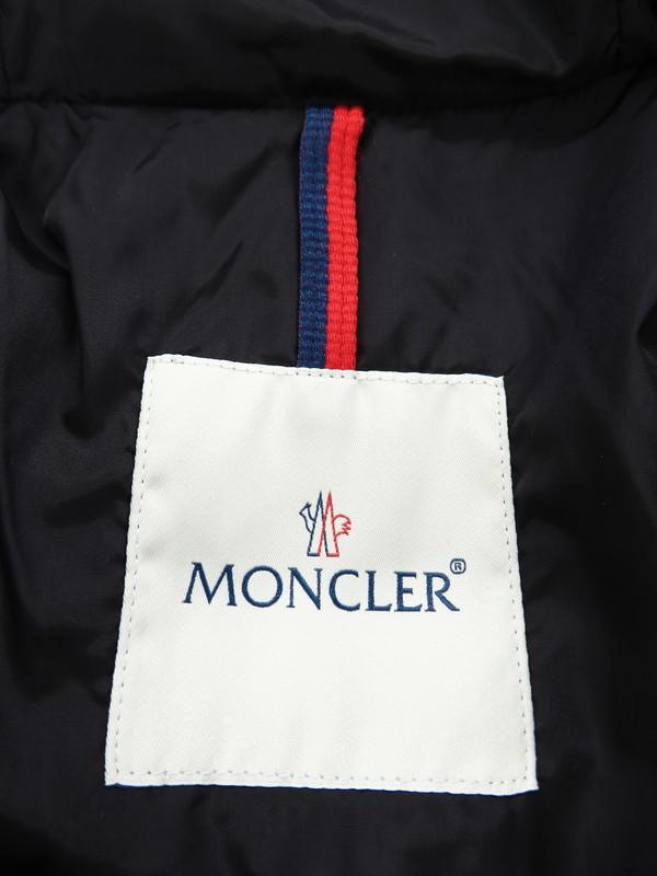 0468454ae02c ... 中古 モンクレール MONCLER GIMBERT ダウンジャケット size3 メンズ グレー ルーマニア製の3番目の画像