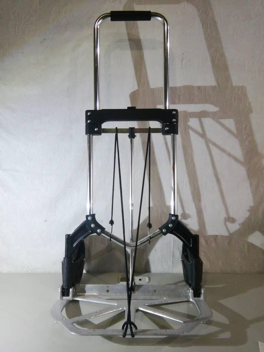 461f461bdc 折り畳み式 コンパクト キャリーカート/ハンドキャリー 荷物運び/運搬/運送【台車