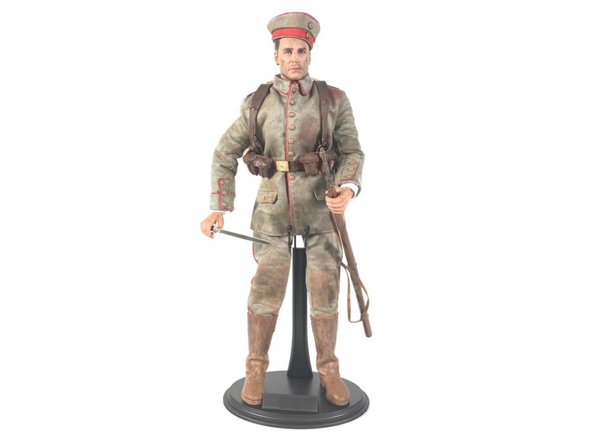 E535【美品1円】 DID マックス ミューラー 1/6 第一次世界大戦1914 ...