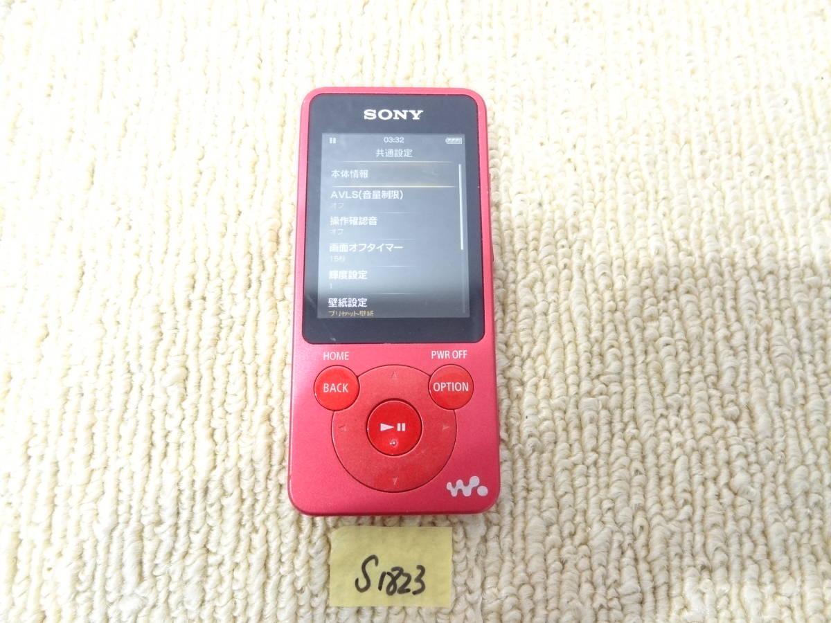 Sony ソニー Walkman ウォークマン Nw E0 S13 の落札情報詳細 ヤフオク落札価格情報 オークフリー スマートフォン版