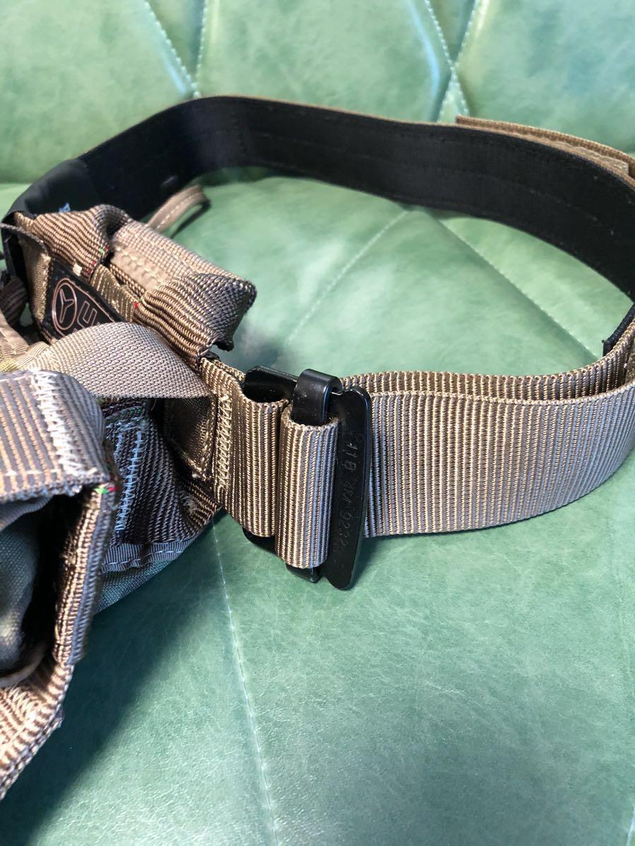 中古】【実物】Yates Tactical Rappel Belt【PJ CCT eagle lbt