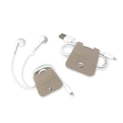 brand new 73673 0e226 新品】☆.BONAVENTURA ボナベンチュラ German Leather Cable Holder ...