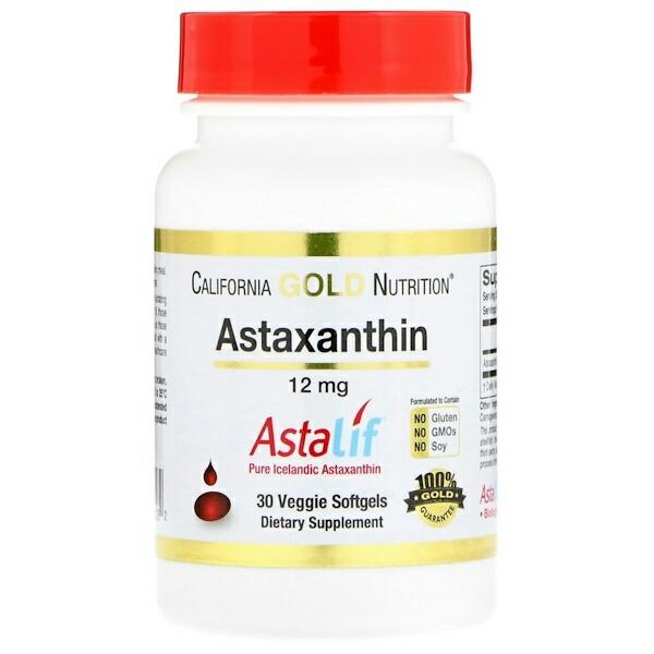 12c349ae7eb 送200~ 高濃度 アスタキサンチン 12mg 30粒 期限長′20/5 エクストラ
