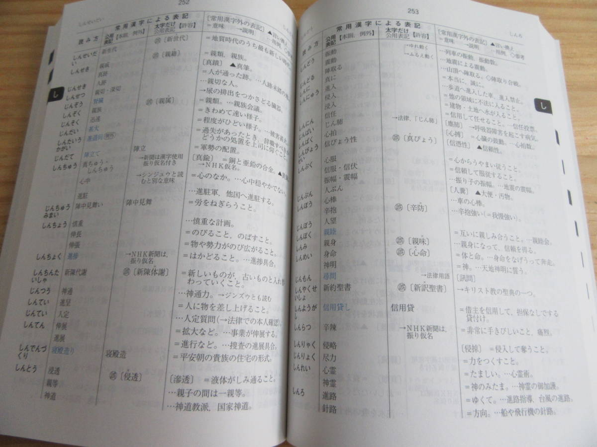 190222g56□希少 「改定常用漢字による 公用文の表記 改訂新版」 増補