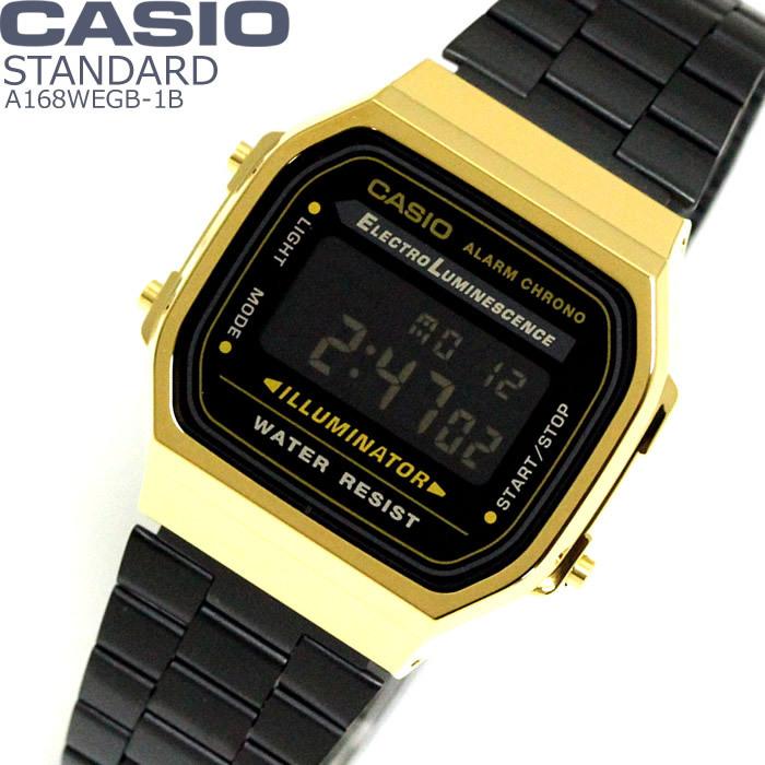 ad9f535852 ☆1円~ カシオ CASIO チープカシオ チプカシ レディース 腕時計 スタンダード デジタル ウォッチ スタンダード ブラック