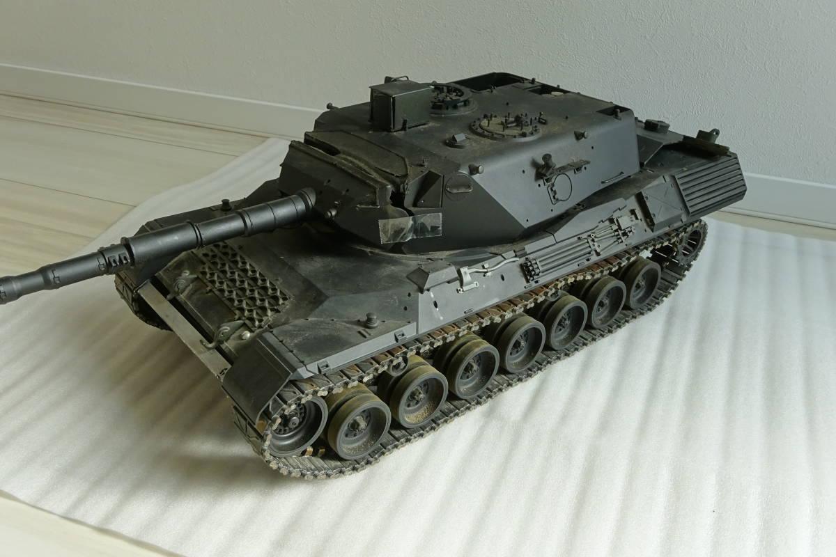 戦車 タミヤ ラジコン