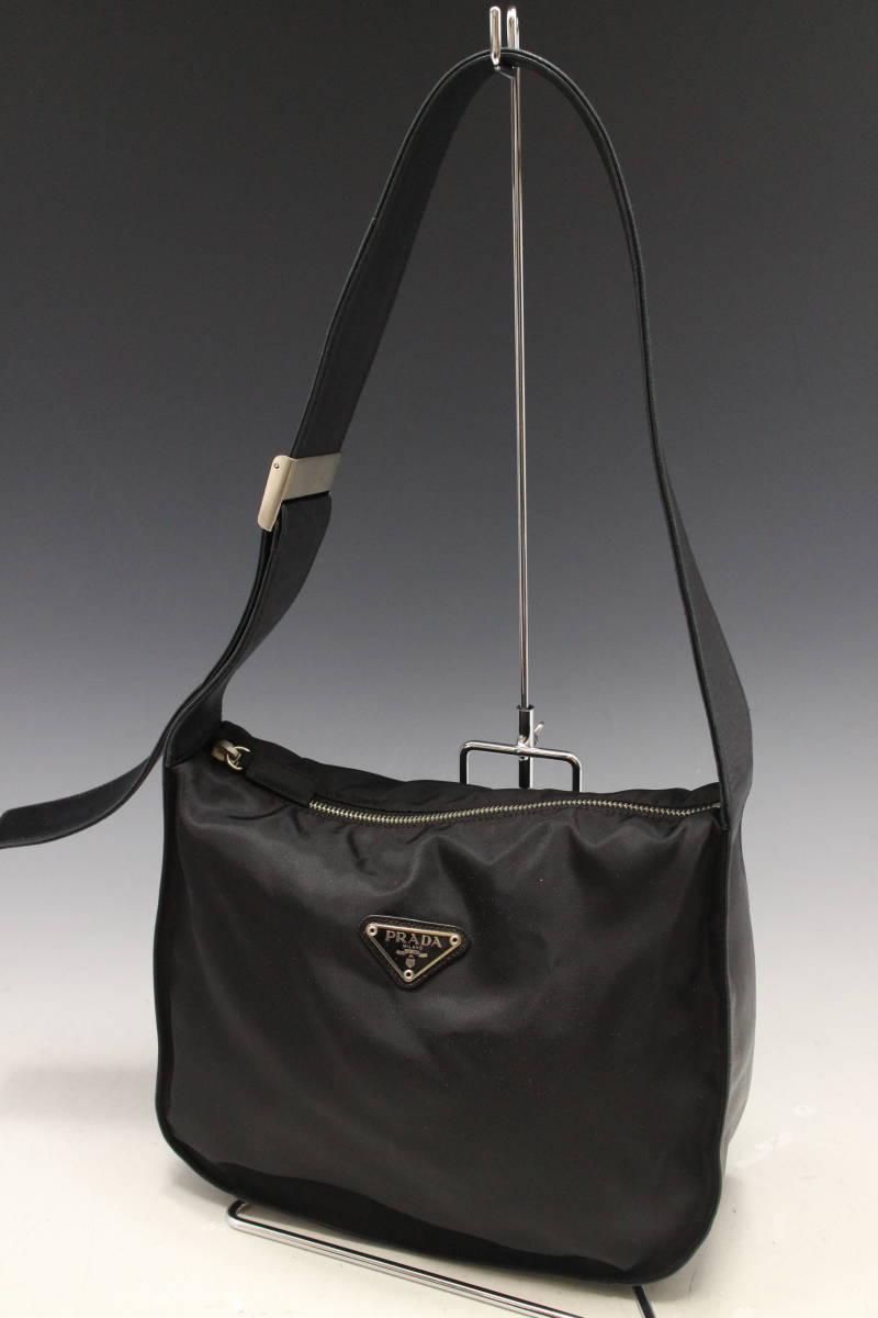 523351fa3c8a 1円~【プラダ/PRADA本物】ワンショルダーバッグ/ハンドバッグ/鞄 ...