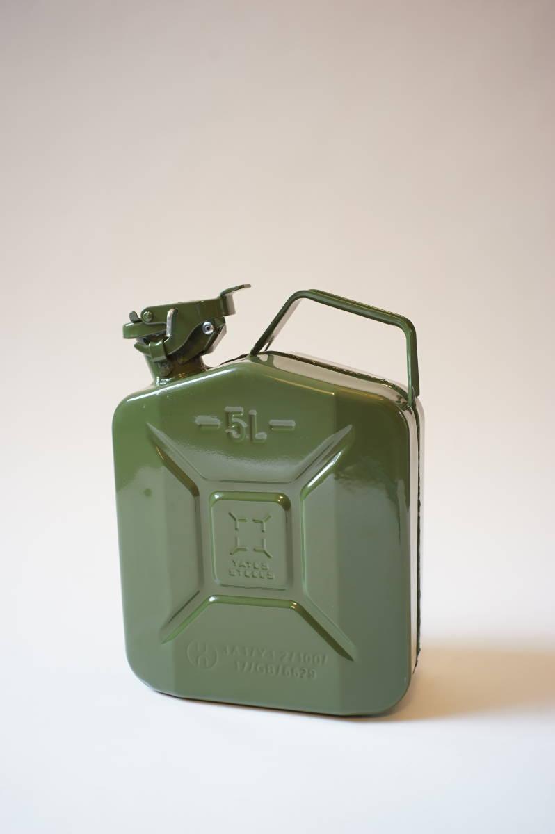ガソリン 携行 缶 5l