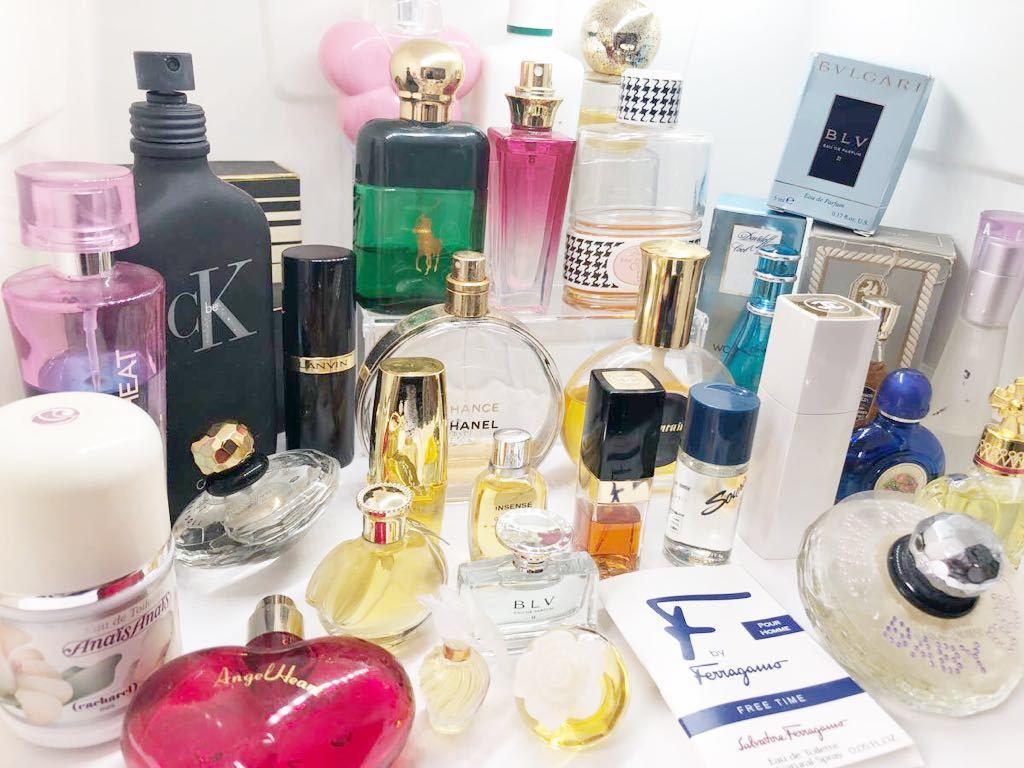 新品 B1円 香水 トワレ 30点以上 大量 ディオール Chanel