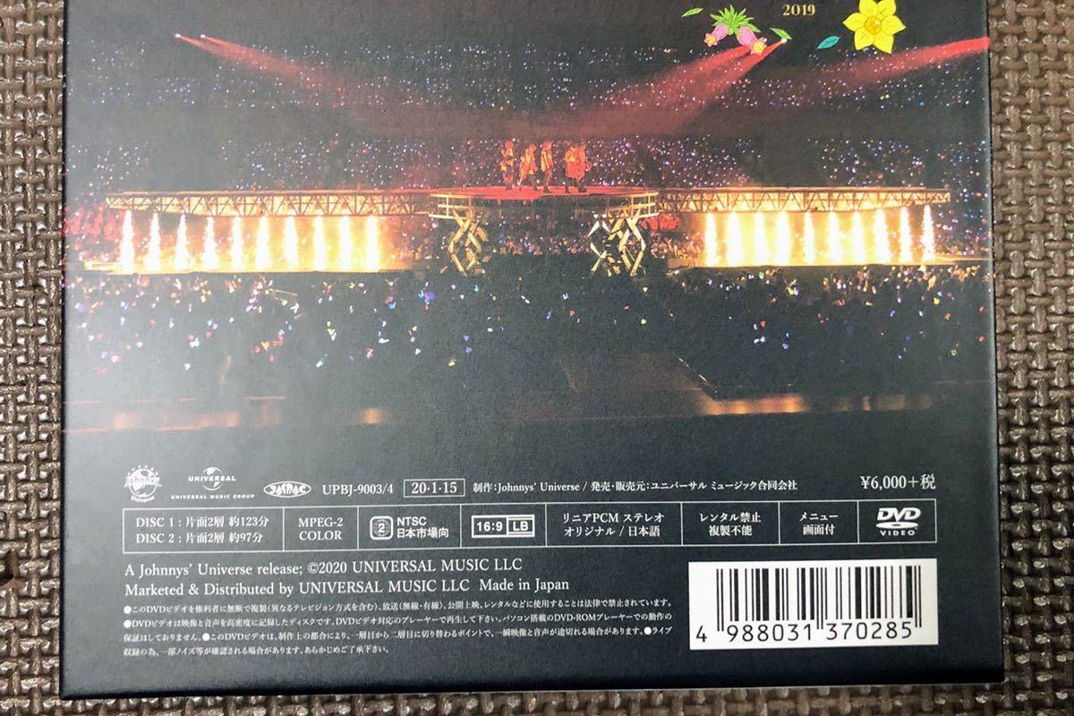 2019 dvd キンプリ ライブ