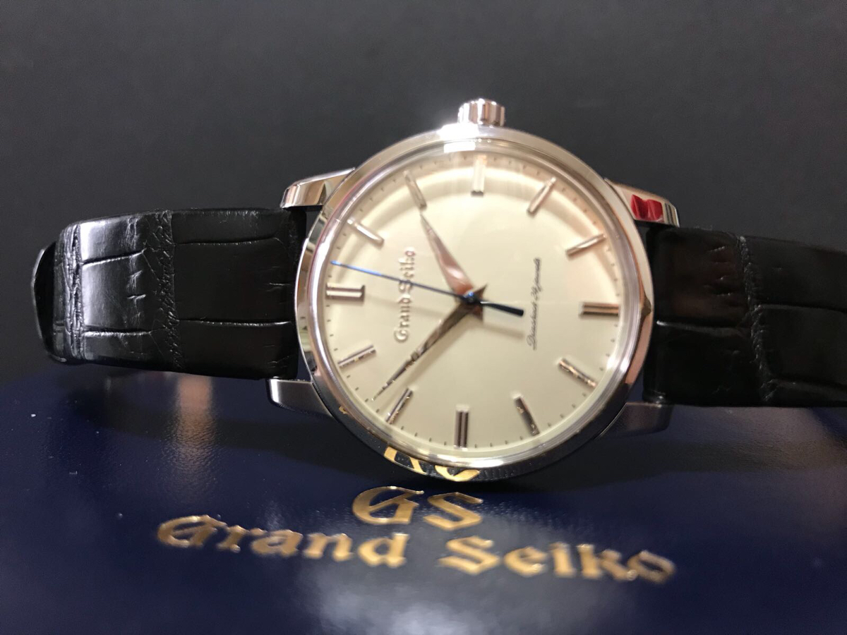 separation shoes 055ae 0ca2b 中古】【美品】【限定品】GRAND SEIKO グランドセイコー 130周年 ...
