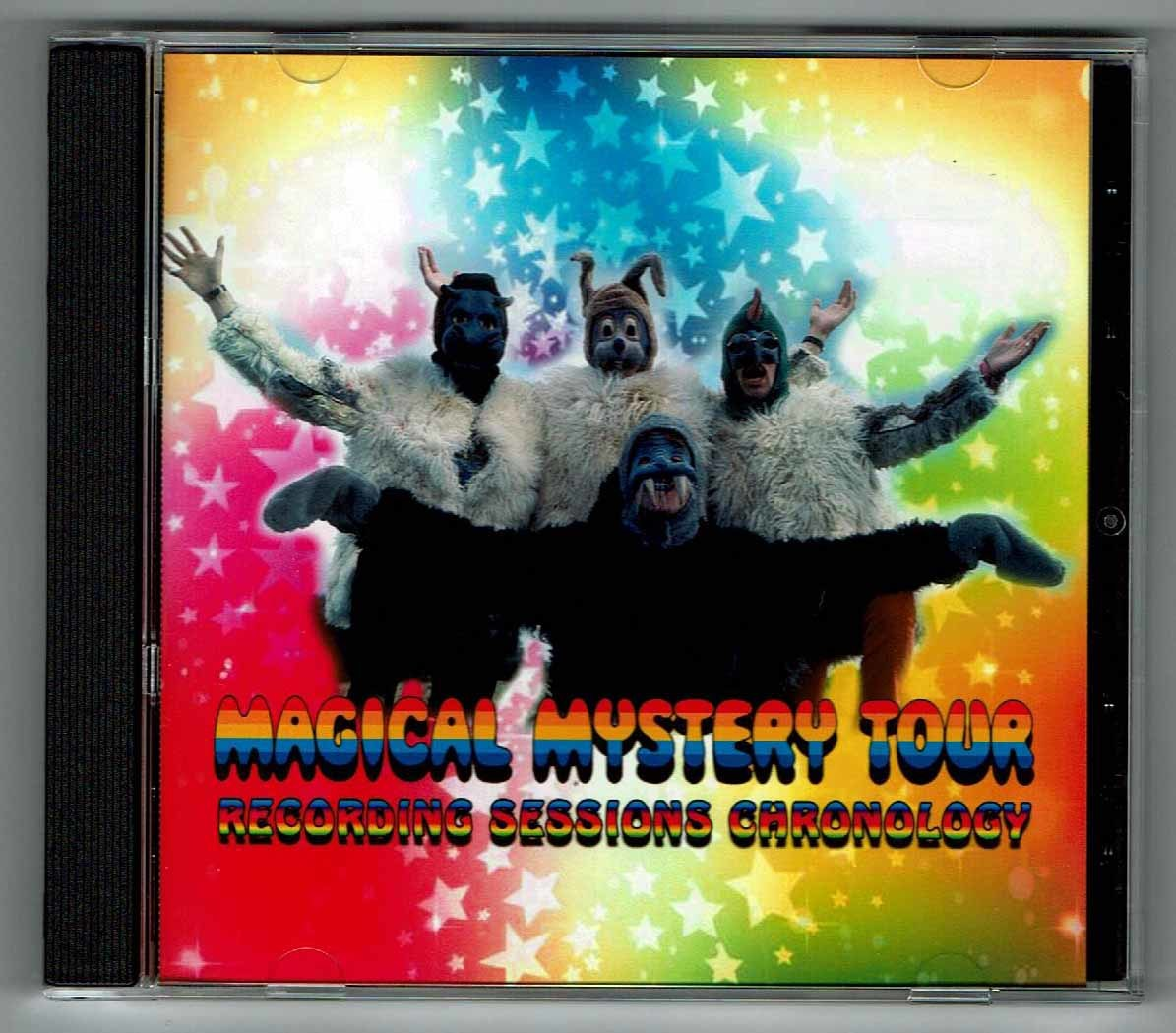 新品】THE BEATLES - Magical Mystery Tour Recording Sessions / FLAC