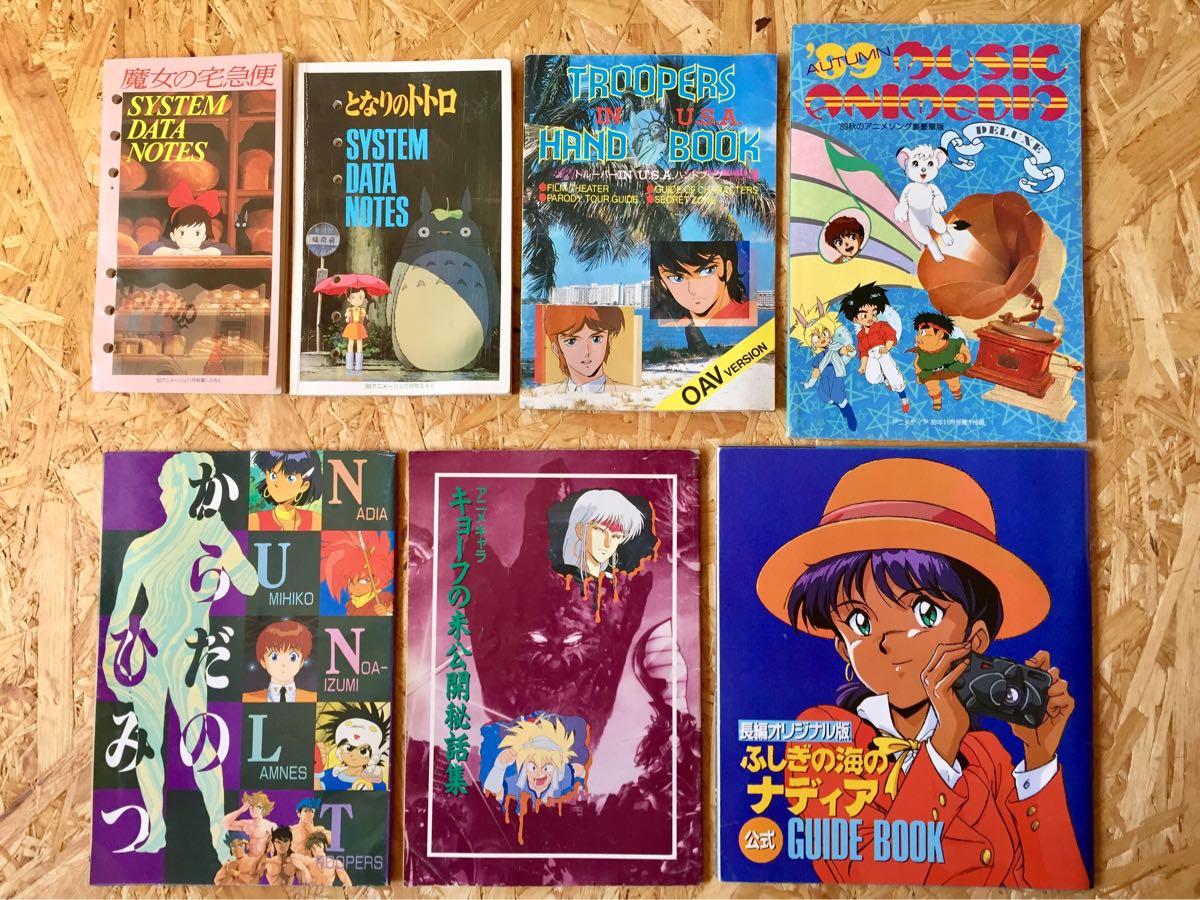 80 年代 アニメ