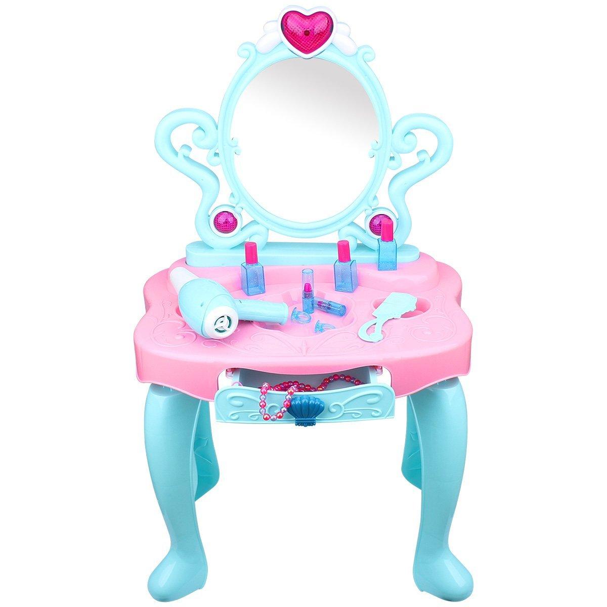 新品】ままごと ドレッサー おもちゃ 姫系 子供 女の子 FlyCreat